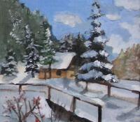 Konsuela Madejska-Turska: Zimowe schronisko