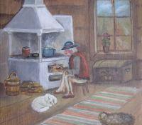 Zofia Biernacik: Stara izba